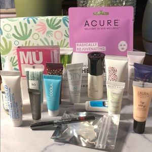 Birchbox samples